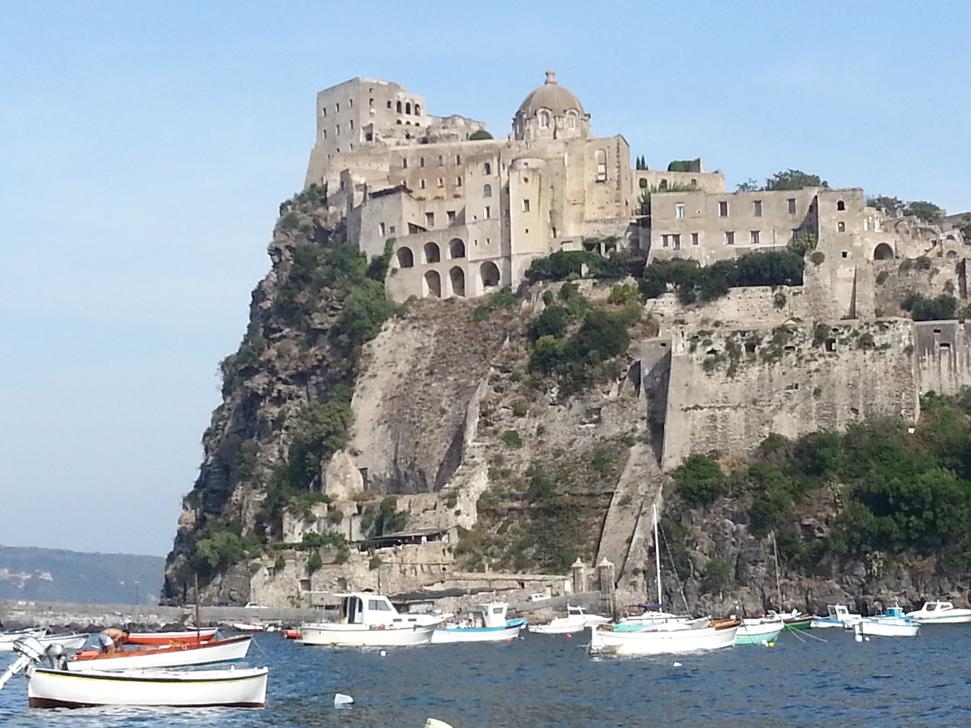 Projekttreffen auf Ischia, 18.09. – 25.09.2014