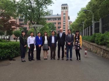Kooperationen mit Wuhan