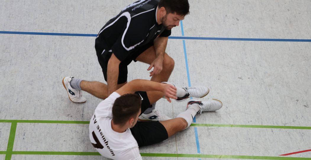 Ergebnis Sparkassen-Cup Vorrunde und Plan Finale