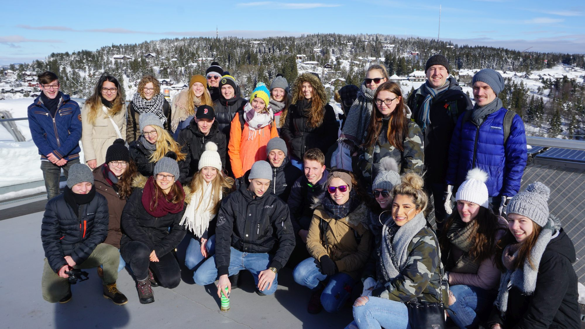Von Lachs bis Friedensnobelpreis – KSH zu Gast in norwegischer Partnerschule