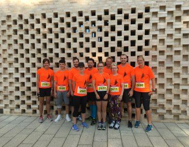 KSH Team startet zum ersten Mal am Heidenheimer Stadtlauf
