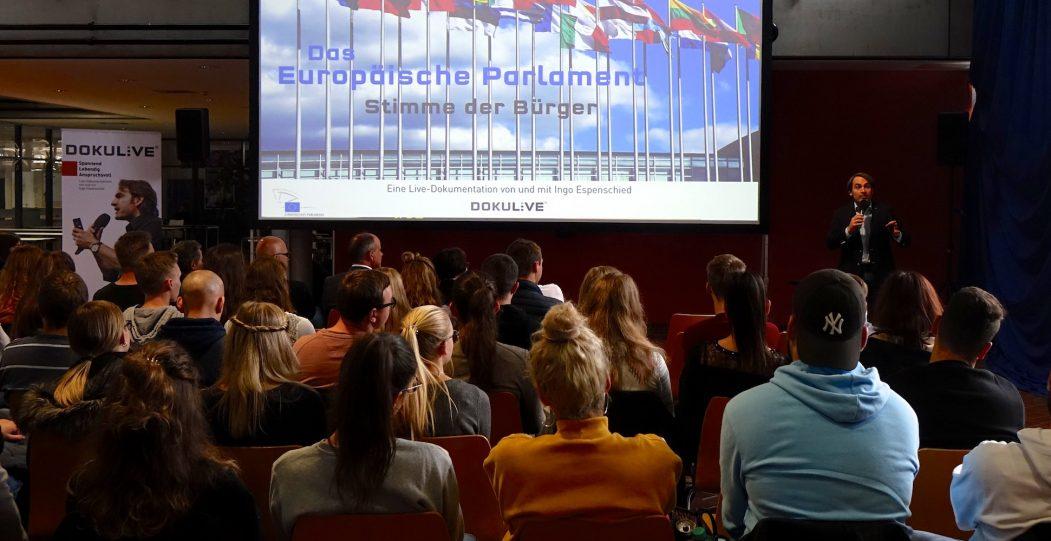 Doku live: Vortrag über die Europäische Union