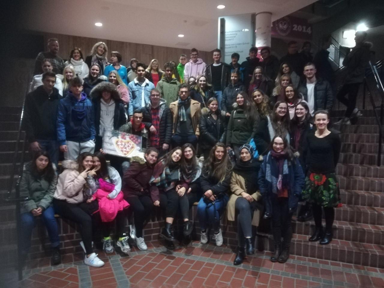 Besuch der spanischen Partnerschule IES Pinar de la Rubia an der KSH 14.-21.12.2018