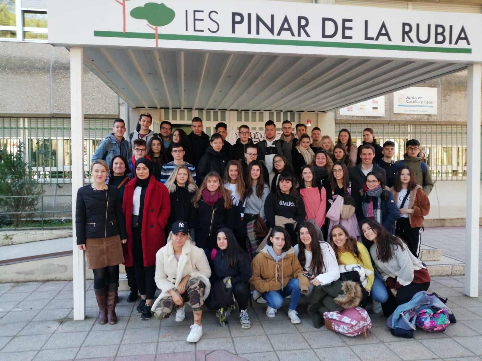 Besuch KSH in Valladolid vom 8.2.19-14.2.19