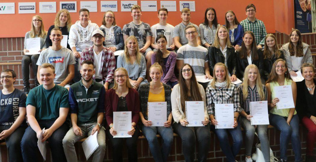 Abschlussprüfungen Kfm. Berufsfachschule (Wirtschaftsschule) und Berufskollegs