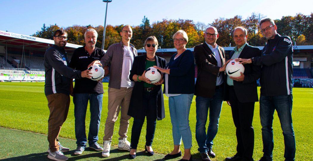 "Kaufmännische Schule Heidenheim erneut als ""Eliteschule des Fußballs"" anerkannt"