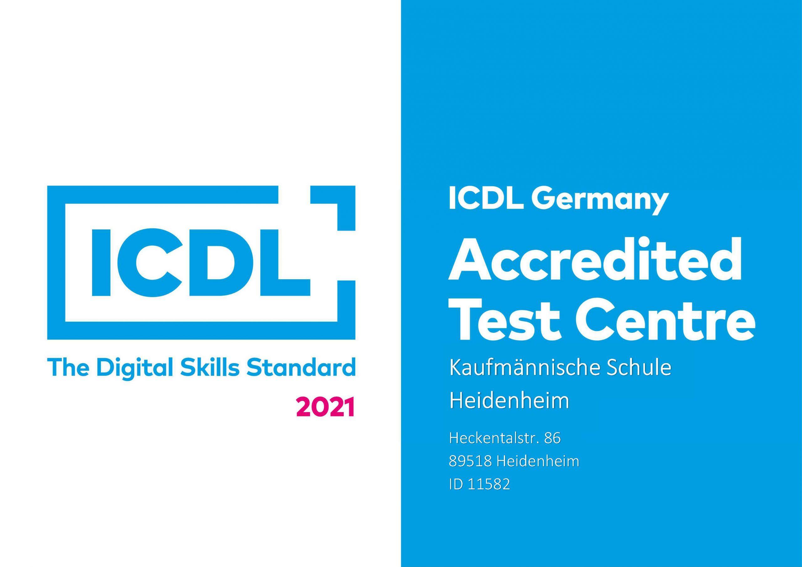 ICDL Testcentre KSH