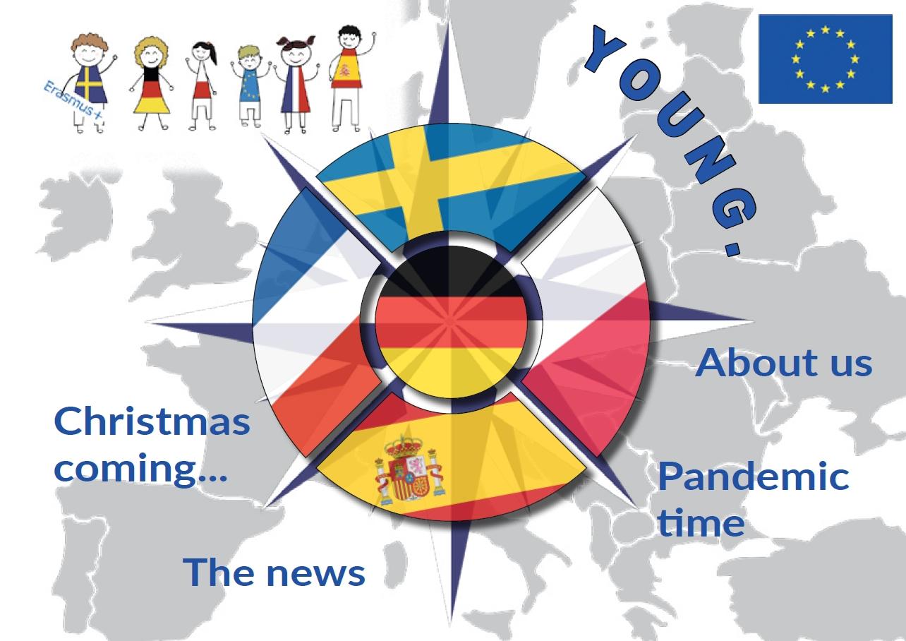 """Erasmus+: Europäische Schülerzeitung """"Young"""""""