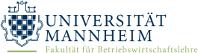 20.5 und 12.6: Informationsangebot zu den BWL-Studiengängen der Universität Mannheim